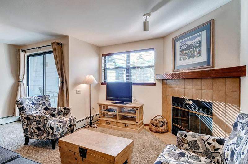 Beautifully Appointed Breckenridge 1 Bedroom Ski-in - RW204 - Image 1 - Breckenridge - rentals
