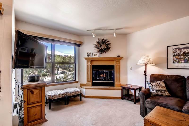 Beautiful Breckenridge 1 Bedroom Ski-in - RW217 - Image 1 - Breckenridge - rentals
