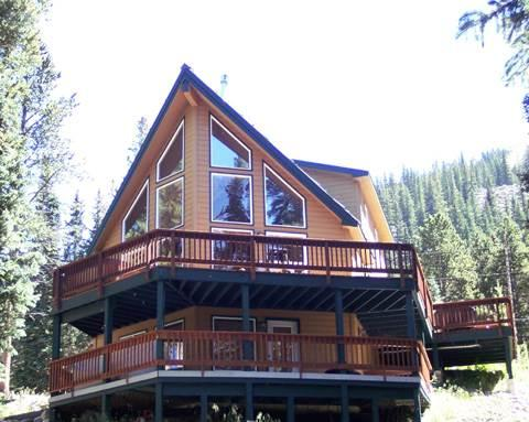 Convenient Secluded 3 Bedroom Private Home - 753 Range - Image 1 - Breckenridge - rentals