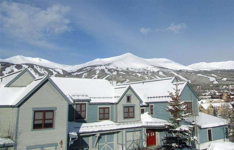 Elegant In Town 3 Bedroom Townhome - Main Street Junc.15 - Image 1 - Breckenridge - rentals