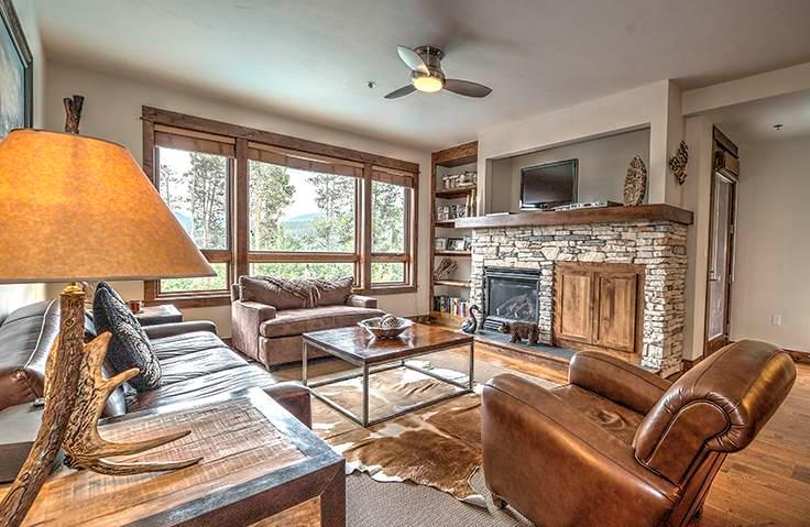Comfortable yes 3 Bedroom Condo - B503 - Image 1 - Breckenridge - rentals