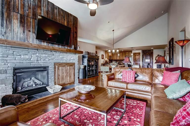 Affordably Priced yes 3 Bedroom Condo - B603 - Image 1 - Breckenridge - rentals