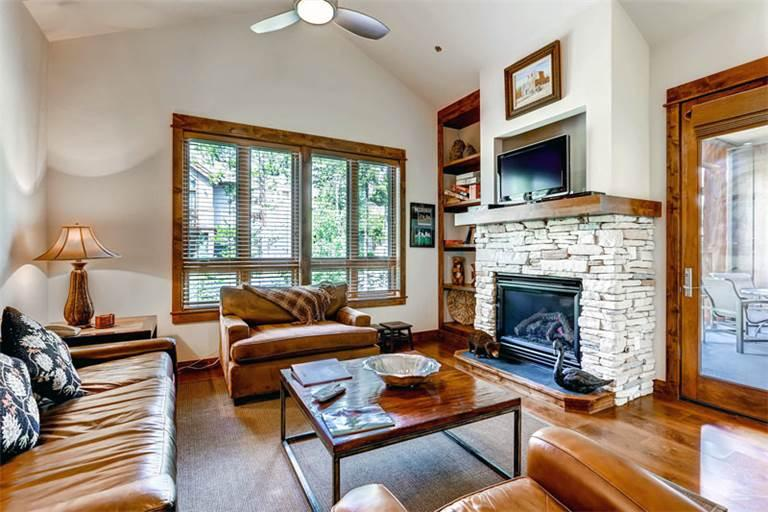 Appealing yes 2 Bedroom Condo - B606N - Image 1 - Breckenridge - rentals