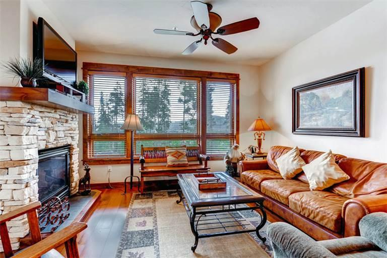Inviting yes 2 Bedroom Condo - B507 - Image 1 - Breckenridge - rentals