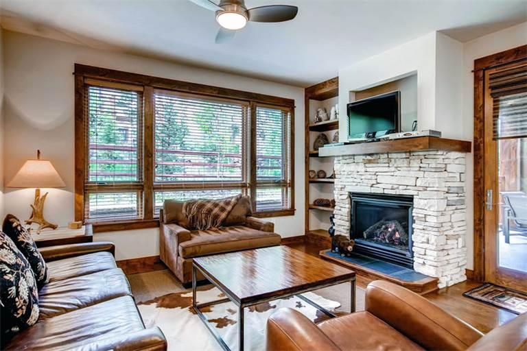 Economically Priced yes 2 Bedroom Condo - B510 - Image 1 - Breckenridge - rentals
