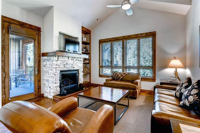 Appealing yes 2 Bedroom Condo - B604S - Image 1 - Breckenridge - rentals