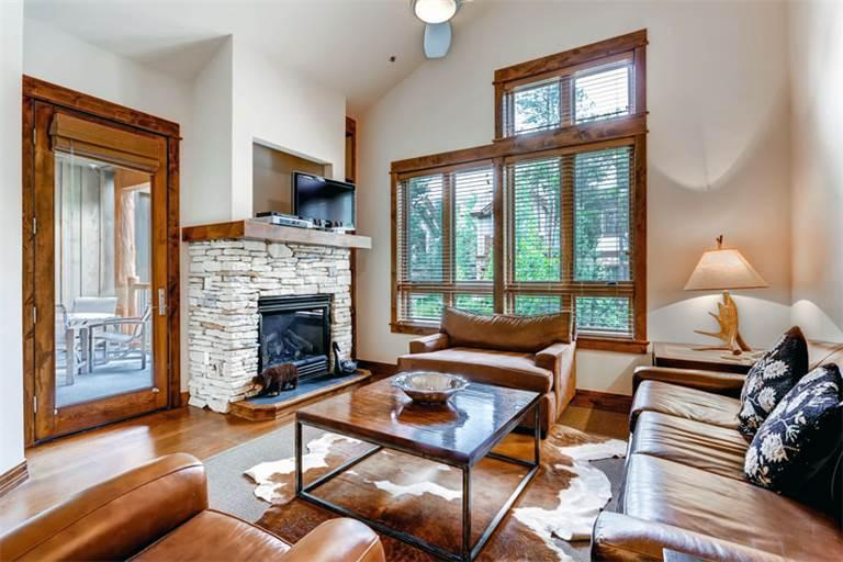 Affordable yes 2 Bedroom Condo - B606S - Image 1 - Breckenridge - rentals