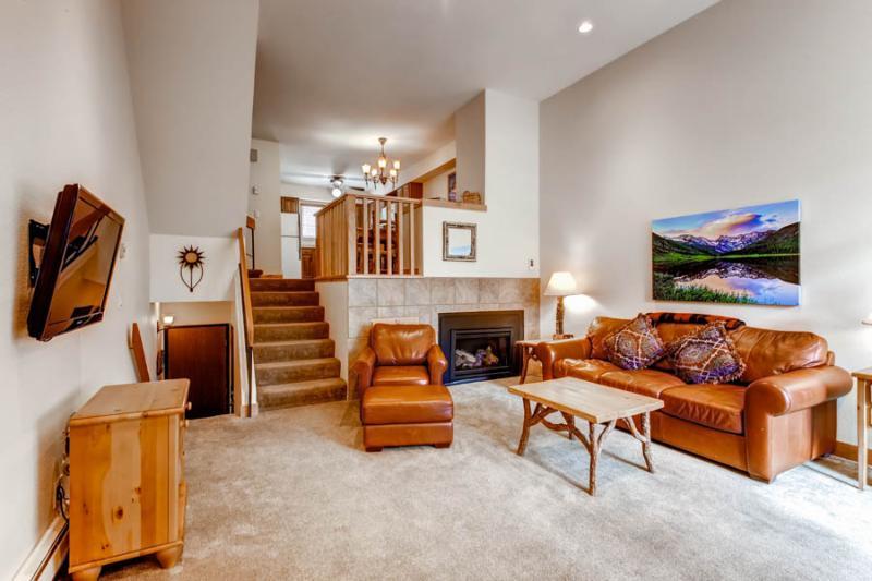 Wonderful  2 Bedroom  - ********** - Image 1 - Breckenridge - rentals