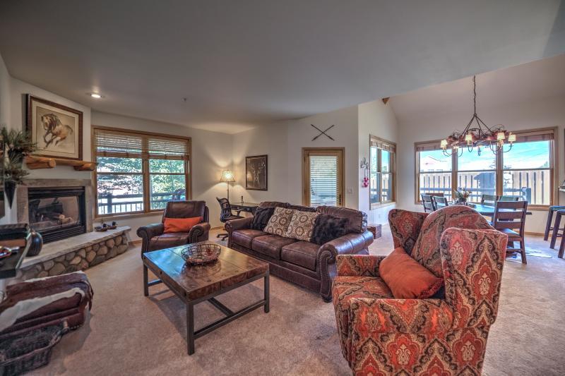 Affordably Priced  3 Bedroom  - 1243-41359 - Image 1 - Breckenridge - rentals