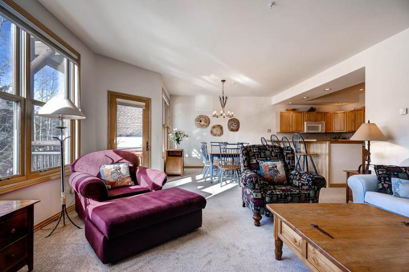 Appealing  2 Bedroom  - 1243-94566 - Image 1 - Breckenridge - rentals