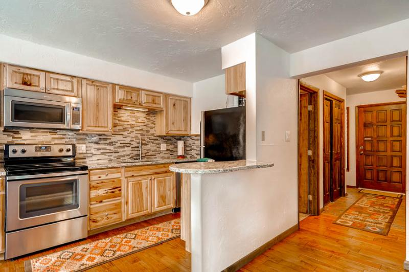 Invitingly Furnished  1 Bedroom  - 1243-96683 - Image 1 - Breckenridge - rentals