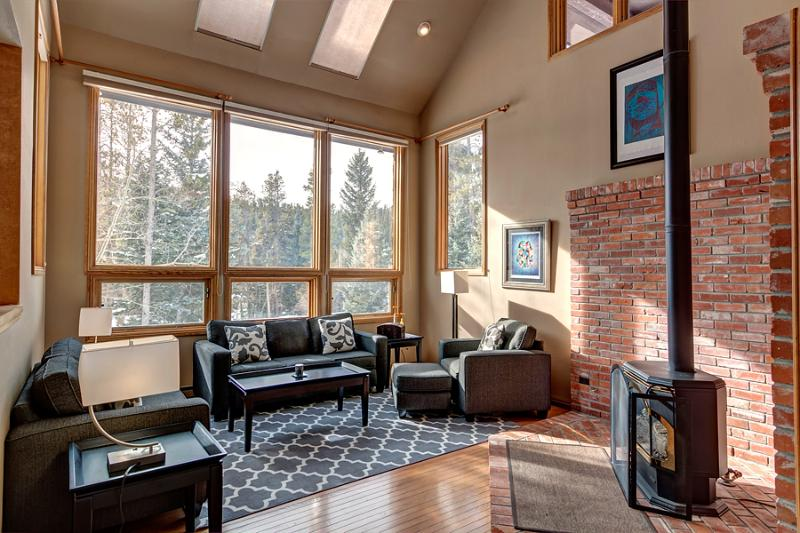 Invitingly Furnished  6 Bedroom  - ********** - Image 1 - Breckenridge - rentals
