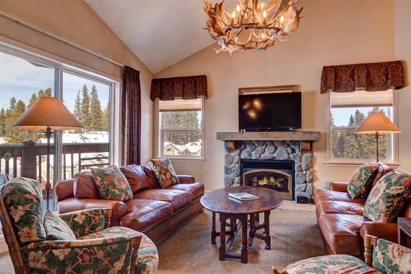 Appealing  4 Bedroom  - 1243-105104 - Image 1 - Breckenridge - rentals