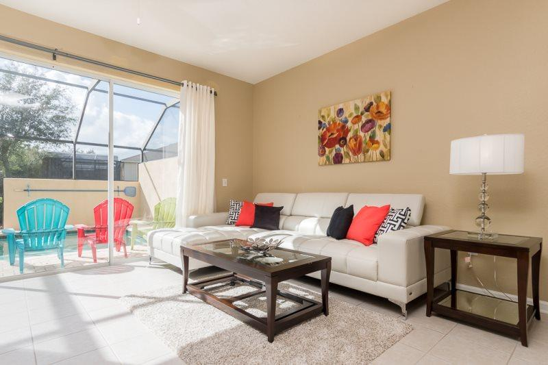 Windsor Getaway | West Facing Townhome with Custom Mickey Mouse Themed Room, Upgrades Dec, 2015 - Image 1 - Four Corners - rentals