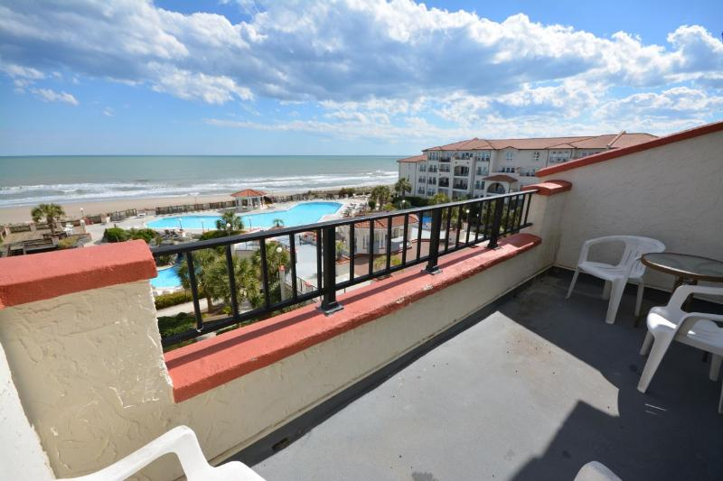 Blacony - Villa Capriani 404B - North Topsail Beach - rentals