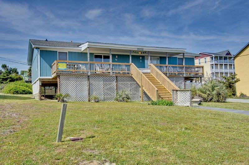 Sandy Feet West - Image 1 - Emerald Isle - rentals