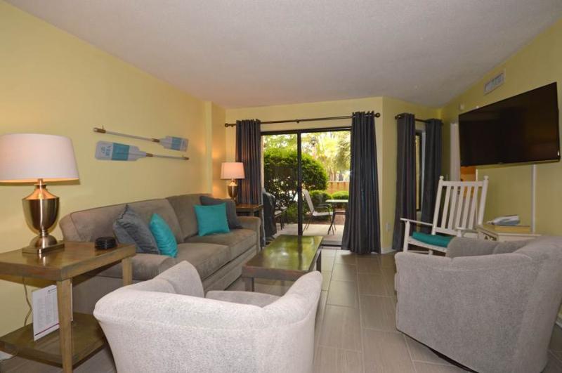 Ocean Walk 109 - Image 1 - Hilton Head - rentals