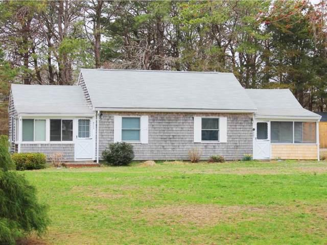 Cottage Front (Right Side) - Walk to Paines Creek Beach, Dog Friendly, A/C & Wi Fi - BR0589 - Brewster - rentals