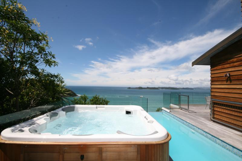 Cloud 9 - Luxury villa with breathtaking views - Image 1 - Russell - rentals