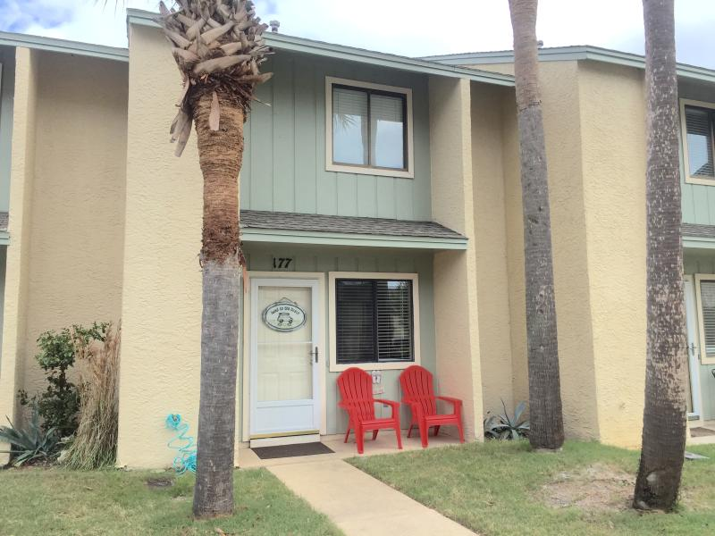 PET FRIENDLY TOWNHOUSE- BEACH RESORT ! - Image 1 - Panama City Beach - rentals