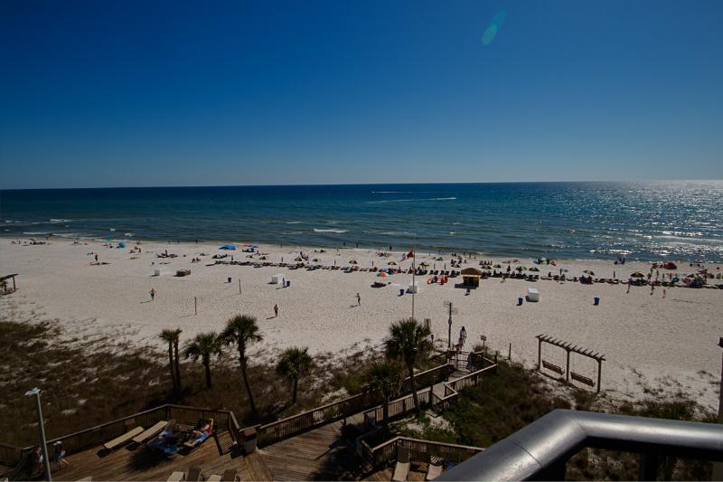 *OASIS* 1bed 1bath BEACH FRONT - Image 1 - Panama City Beach - rentals