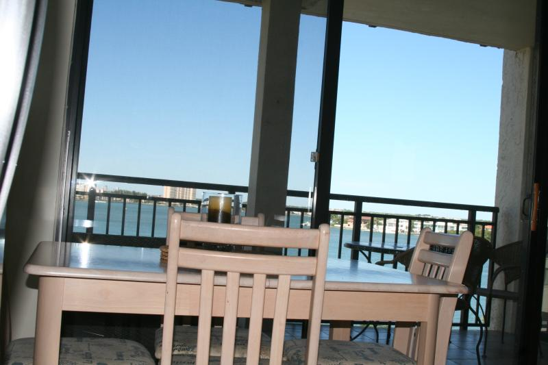 water views from every window - waterview St pete beach condo - Saint Petersburg - rentals