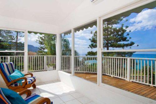 Beach House on the Headland - Image 1 - Coledale - rentals