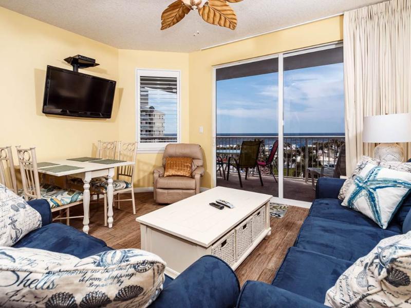 Destin West Resort - Gulfside 414 - Image 1 - Fort Walton Beach - rentals