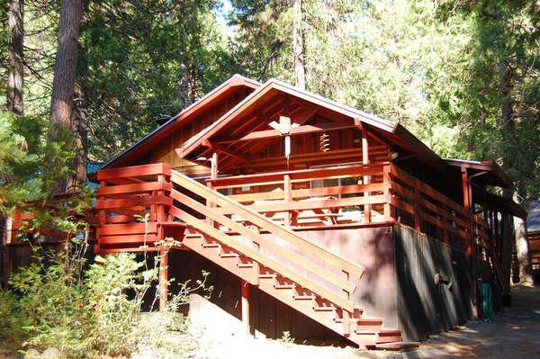 Arnett's Cabin - (23) Arnett's Cabin - Wawona - rentals