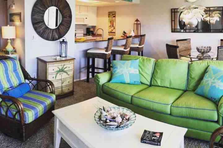 Beautifully Decorated - SPECIAL 20% OFF AUGUST AND SEPTEMBER!!! Mariner's Pointe - Beautiful 2 Bedroom Condo - Sanibel Island - rentals