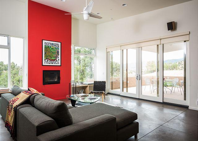 BUTTERFLY HOUSE - Image 1 - Tesuque - rentals