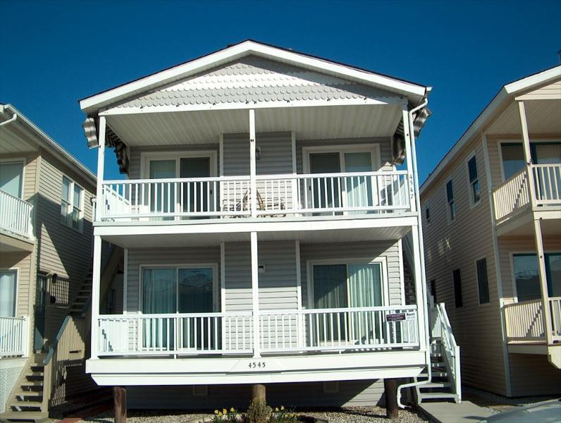 4547 West Ave. 2nd Flr. 130910 - Image 1 - Ocean City - rentals