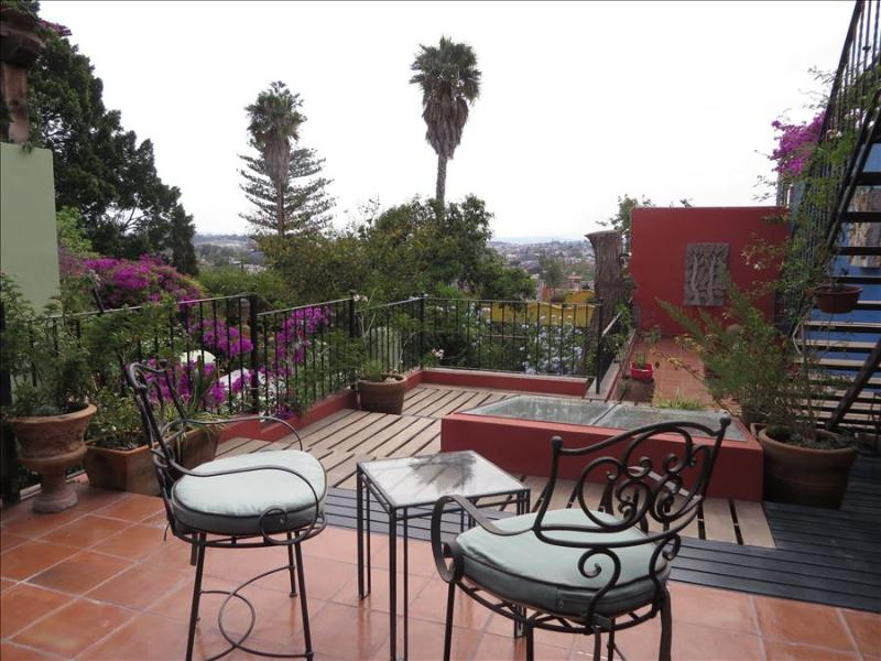 Casa Aldama One Block from the Jardin - Image 1 - San Miguel de Allende - rentals