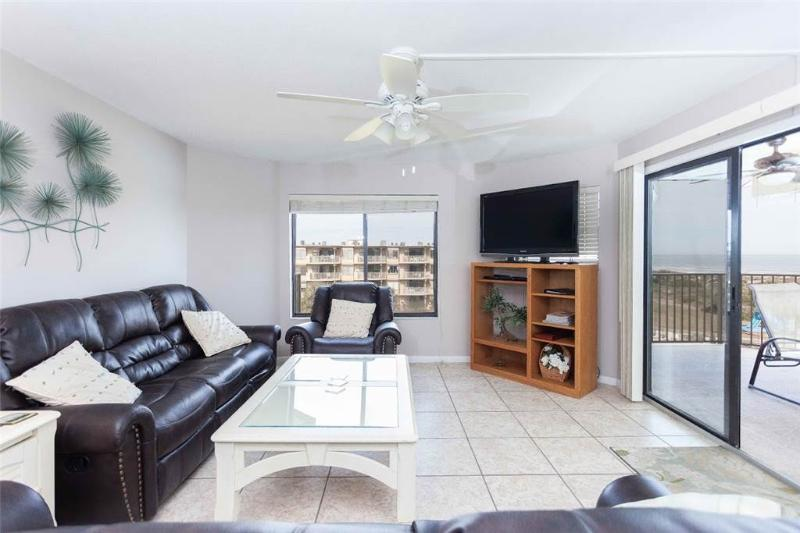 Colony Reef 1407, 3 Bedrooms, 4th Floor, Heated Pool, Sleeps 7 - Image 1 - Saint Augustine - rentals