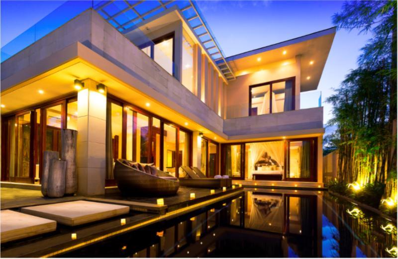 White Buddha Villa - Image 1 - Canggu - rentals