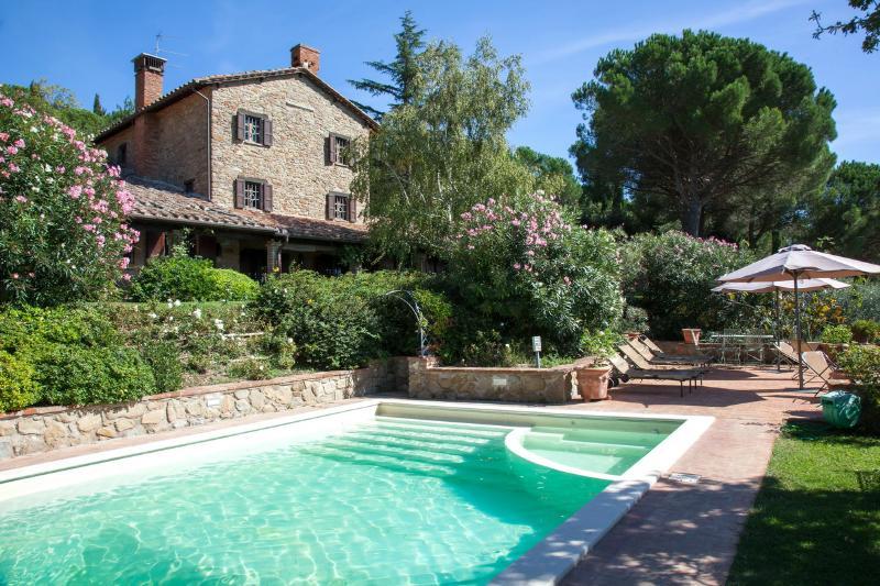 Villa Proveda - Image 1 - Passignano Sul Trasimeno - rentals