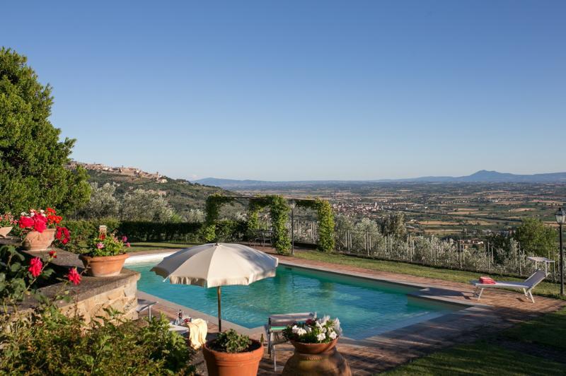 Villa di Costantino - Image 1 - Cortona - rentals