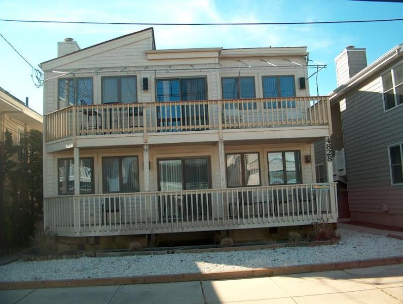 4828 Central Ave. 2nd Flr. 130714 - Image 1 - Ocean City - rentals