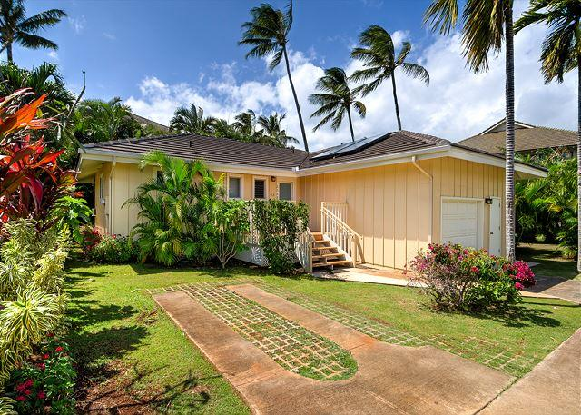 Private Poipu Kai cottage -  within walking distance to beach. - Image 1 - Poipu - rentals