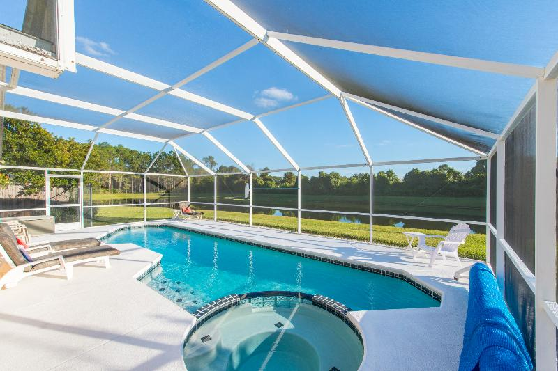 Stunning Lake View - South Facing Pool -Games Room - Image 1 - Kissimmee - rentals