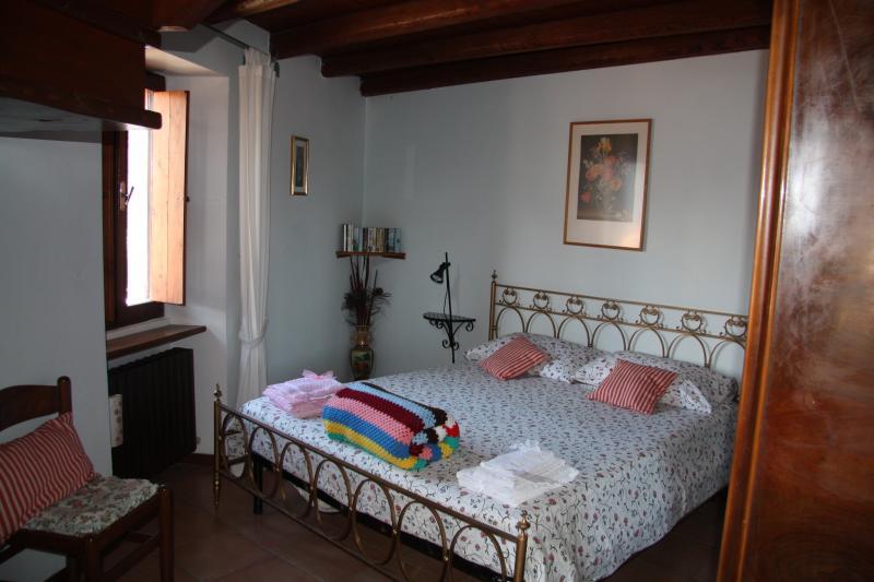 Double bedroom - Lake view beautiful 4-5 p. family apt Gim 1 - Perledo - rentals