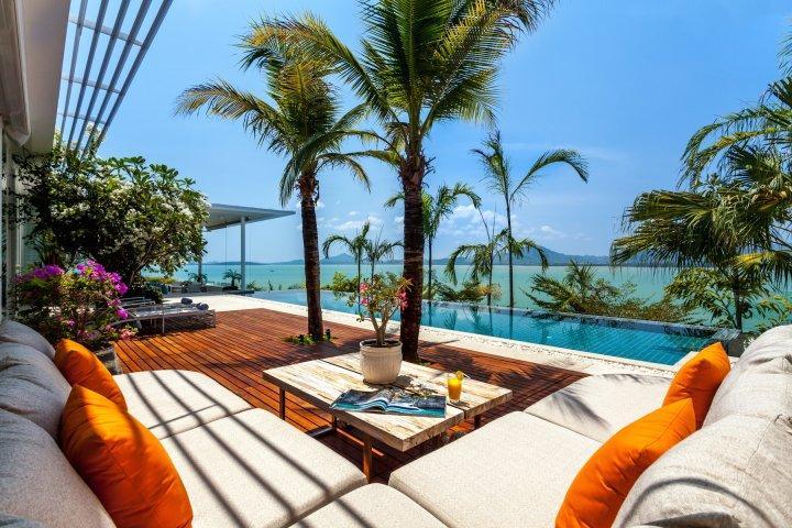 Villa Kalipay Phuket - Villa Kalipay - Sea & Sunset View - The Bay Yamu - Pa Khlok - rentals