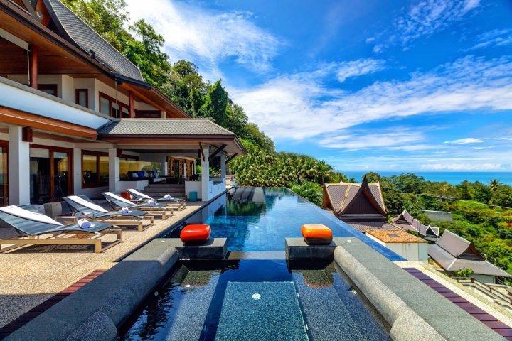 Villa Yang Som Phuket - Villa Yang Som - Luxury Pool Villa Surin Beach - Cherngtalay - rentals