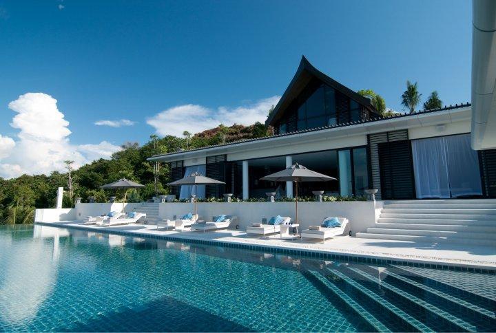 Villa Ocean's 11 Phuket - Villa Ocean's 11 - Luxury Beachfront Villa - Pa Khlok - rentals