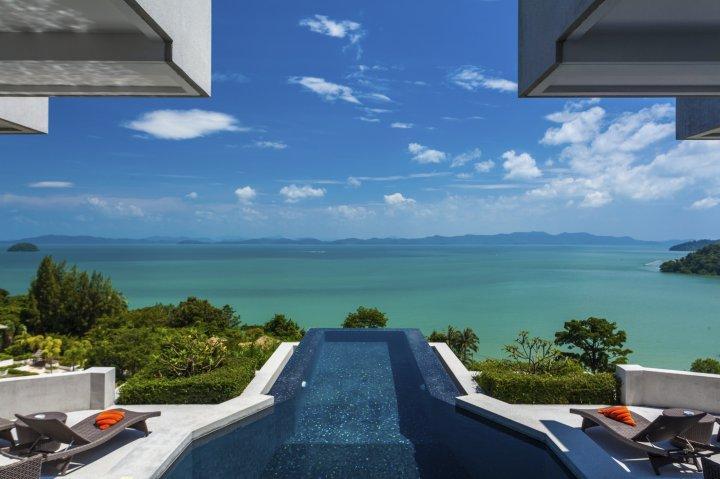 Villa Leelawadee Phuket - Villa Leelawadee - With Phang Nga Bay View - Pa Khlok - rentals