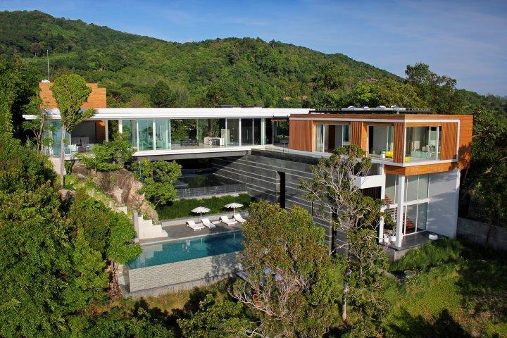 Villa Mayavee Phuket - Villa Mayavee - Oceanfront Design Kamala Beach - Kamala - rentals