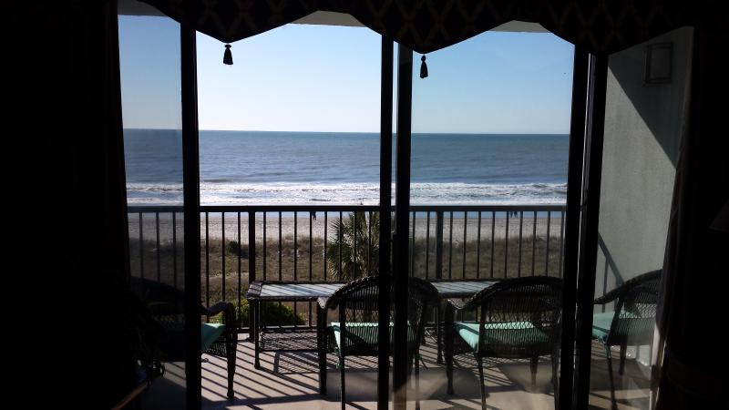 Oceanfront Luxury Condo with Free Wifi - Image 1 - Myrtle Beach - rentals