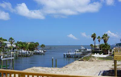 Bay Front Cottage, Huge Deck, Bring Your Kayak! - Image 1 - Fort Morgan - rentals