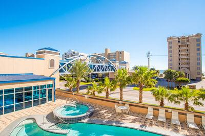 Upgraded Crystal Tower Condo, Granite, Tile Floors - Image 1 - Gulf Shores - rentals
