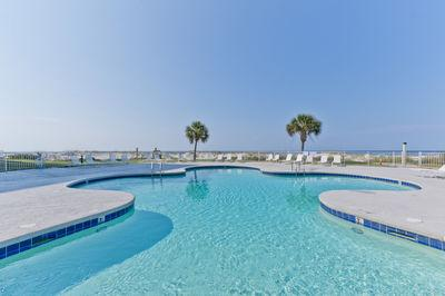 Beach Front Condo,New Indoor Pool,Outdoor Pools - Image 1 - Gulf Shores - rentals